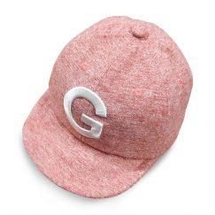 Stoere babypet roze G 8-24 maanden