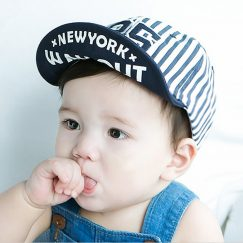 baseball cap voor baby
