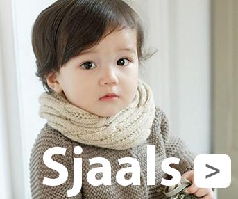 baby sjaal dreumes sjaal