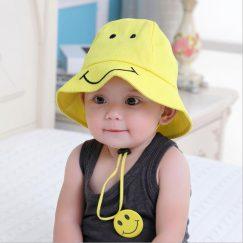 vissershoedje dreumes smile geel vanaf 12 maanden