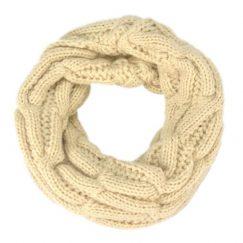 warme sjaal kinderen 2-10 jaar stretch